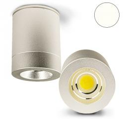 LED Anbau-Downlight COB 10W, 60°, inkl. Driver neutralweiss, LED, 9009377018381