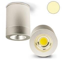 LED Anbau-Downlight COB 10W, 60°, inkl. Driver warmweiss, LED, 9009377018404